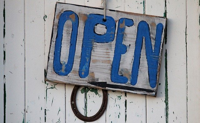 open-welcome