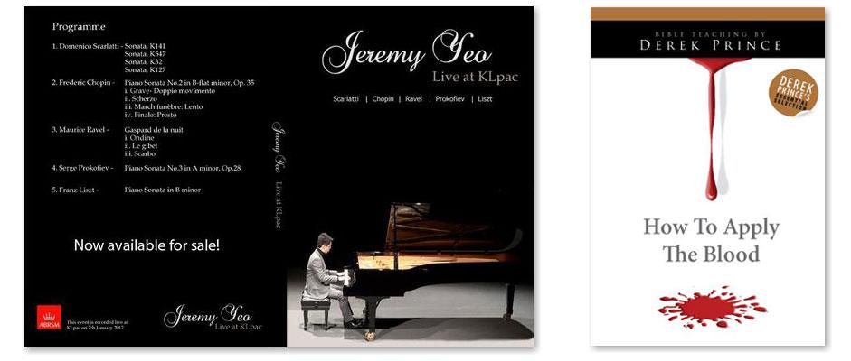 CD/DVD artwork