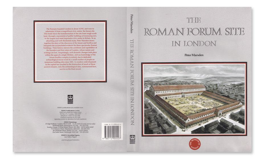 HMSO Roman Site