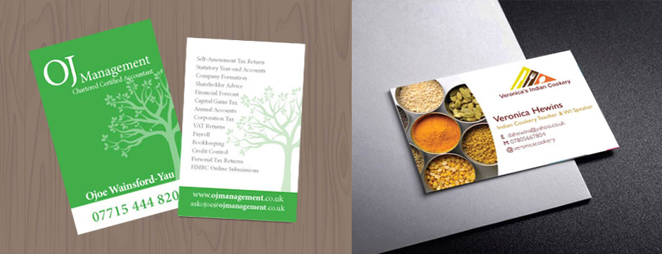 Business card samples 4